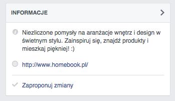 profil homebook