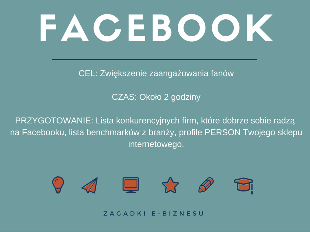facebook - przygotowanie doe-biznesowej rozgrzewki